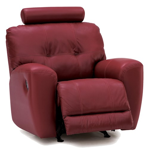 Palliser Galore Comfortable Accent Power Rocker Recliner