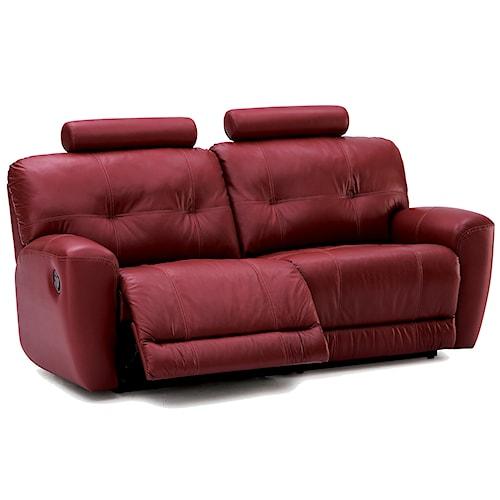 Palliser Galore Modern Reclining Sofa