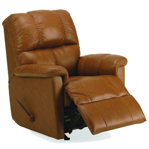 Palliser Gilmore 2-Motor Power Recliner with Channeled Seat Back