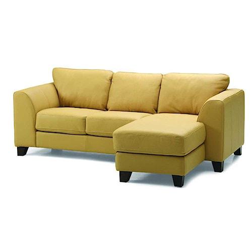 Palliser Juno Elements 77494 Three Seat Right Facing Chaise Sofa