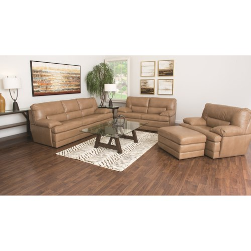 Palliser Northbrook Stationary Living Room Group