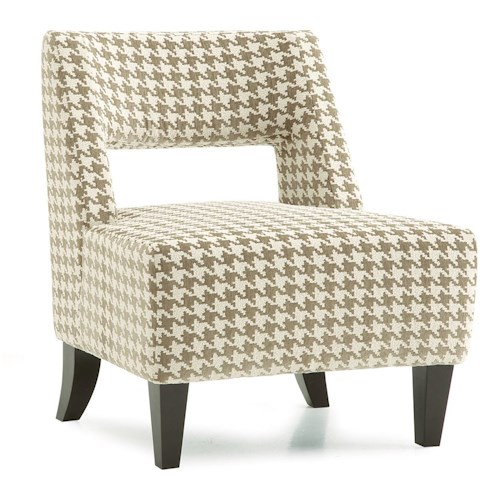 Palliser Othello Petite Accent Chair w/ Cut Out