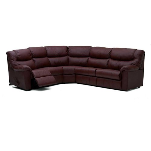 Palliser Regent Sectional Sofa Bed