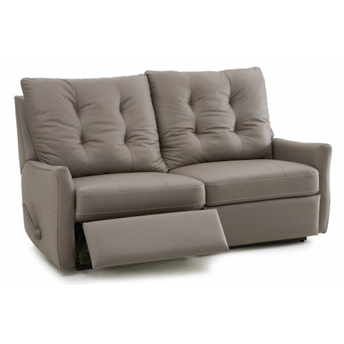 Palliser Ryan Contemporary 2-over-2 Sofa Recliner