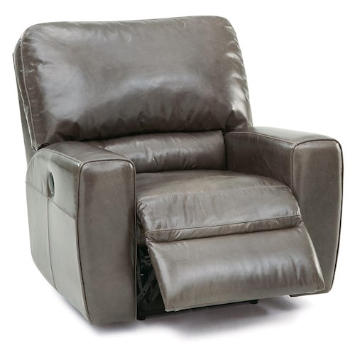 Palliser San Francisco Contemporary Wallhugger Recliner w/ Power
