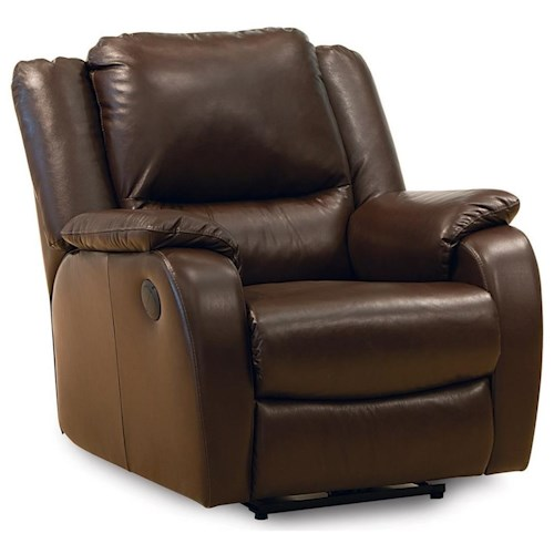 Palliser Sawgrass Casual Power Wall Hugger Recliner with Full Chaise Cushion