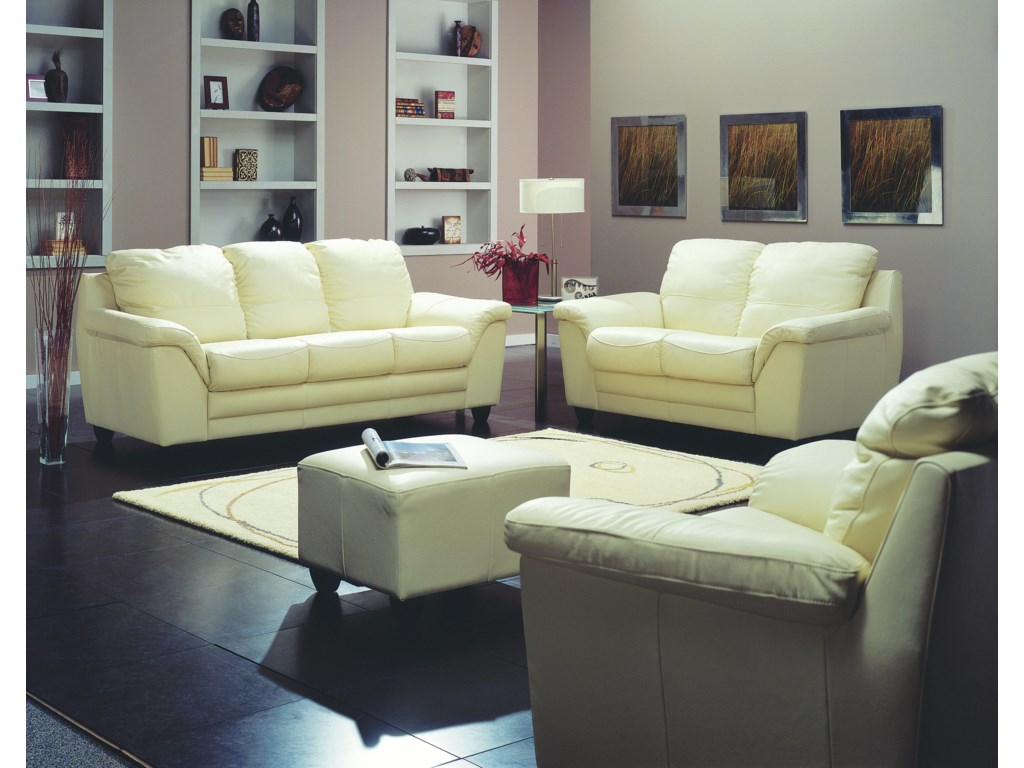 Shown with Sofa, Loveseat, and Ottoman