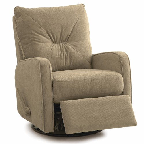 Palliser Theo Swivel Rocking Reclining Chair