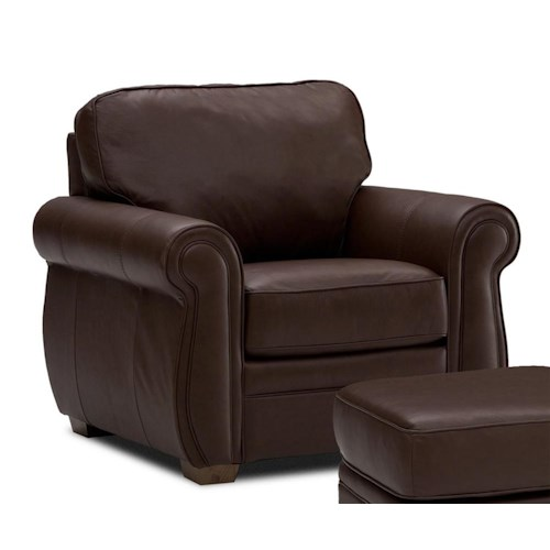 Palliser Viceroy 77492 Upholstered Arm Chair