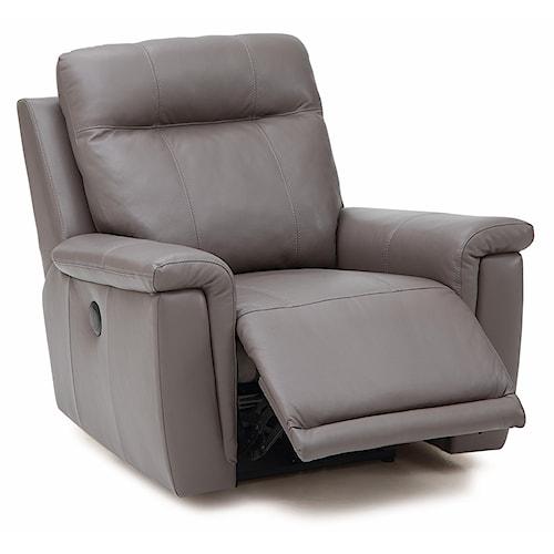 Palliser Westpoint Powered Wallhugger Recliner Chair w/ Pillow Arms