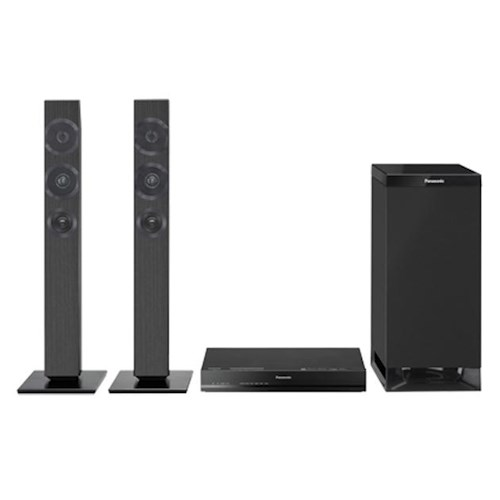 Panasonic 2013 Home Theater Systems ENERGY STAR® 2.1 Channel 240 Watt Home Theater System with Bluetooth