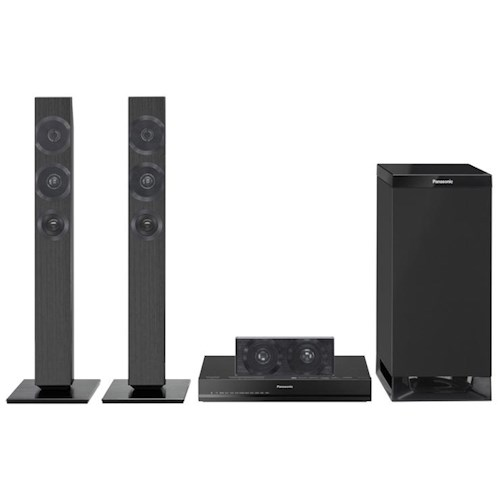 Panasonic 2013 Home Theater Systems ENERGY STAR® 3.1 Channel 300 Watt Home Theater System with Wireless Subwoofer