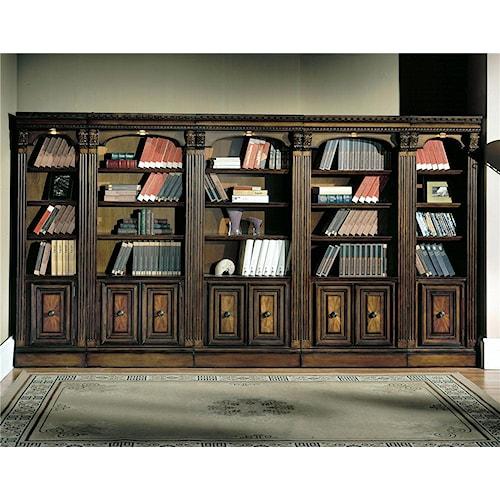 Parker House Huntington Wall Unit Bookcase