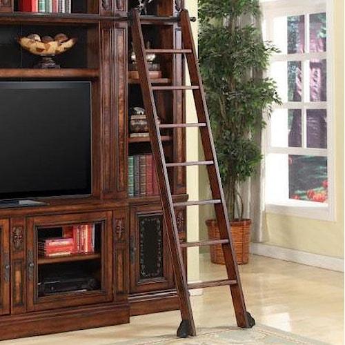 Parker House Leonardo Library Ladder