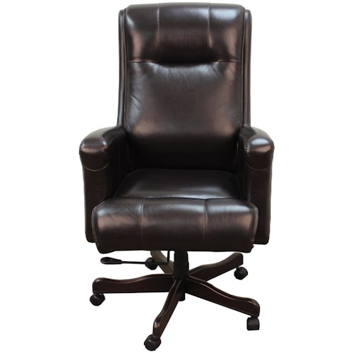 Parker Living Desk Chairs Executive Chair with Swivel and Tilt