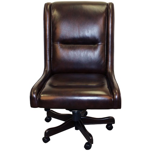 Parker Living Desk Chairs Executive Armless Chair