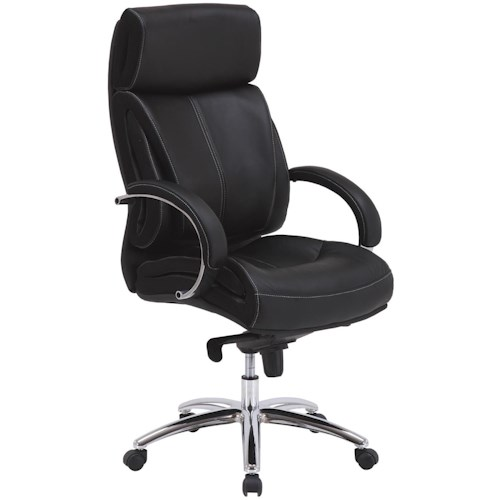 Parker Living Desk Chairs Desk Chair with Stitching Accents