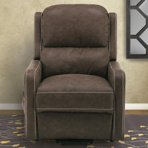 Parker Living Joplin Casual Reclining Lay Flat Lift Chair with Massage