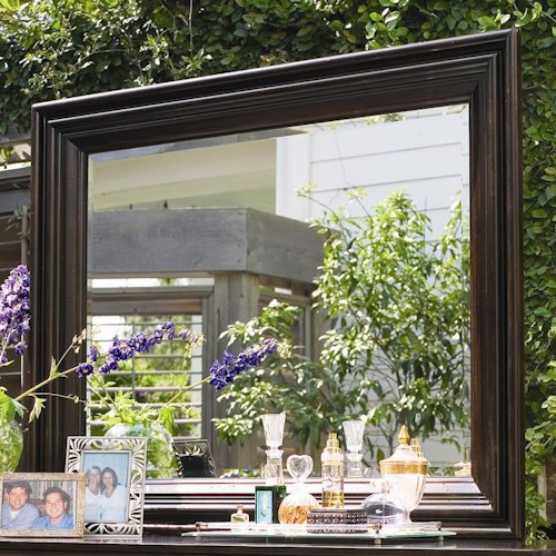Paula Deen by Universal Paula Deen Home Rectangular Shaped Mirror