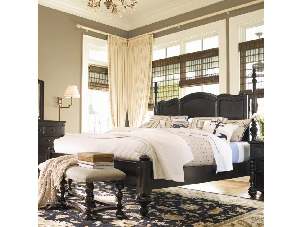 Paula Deen Bedroom Furniture Collection Steel Magnolia Paula Deen By Universal Paula Deen Home King Savannah Poster Bed