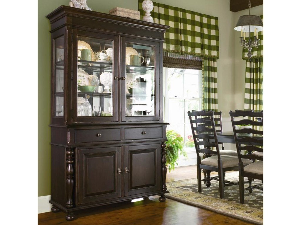 Dining Room Set With China Cabinet Universal Home Counter Height Kitchen Gathering Table With Storage