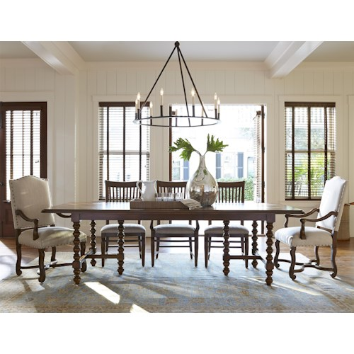 Morris Home Furnishings Darling 5-Piece Set includes Table and 4 Side Chairs