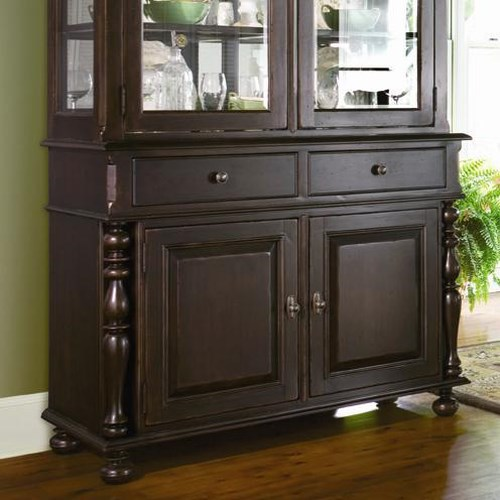 Morris Home Furnishings Paula Deen Home 2 Door Dining Buffet