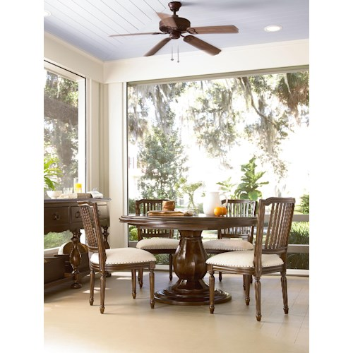Universal River House Casual Dining Room Group