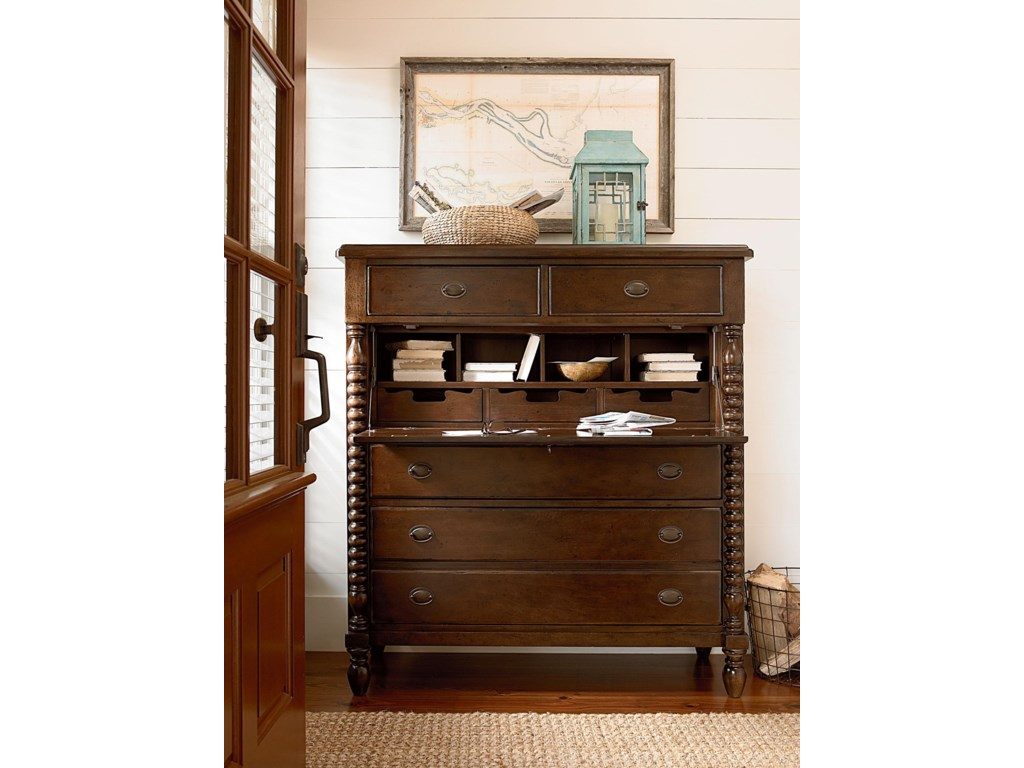 Shown with Flip Down Door Open to Reveal Additional Storage