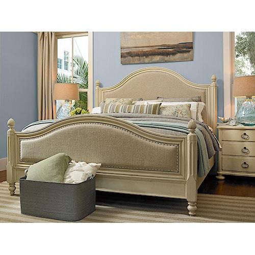 Universal River House Queen Bedroom Group