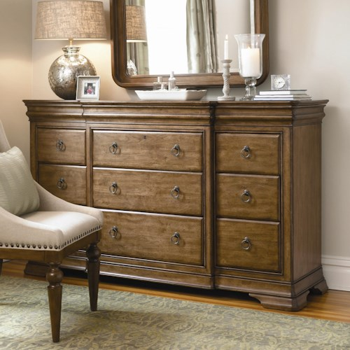Universal New Lou 12 Drawer Dresser