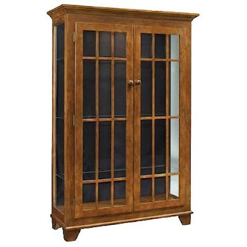 Philip Reinisch Curios Monterey Curio Cabinet