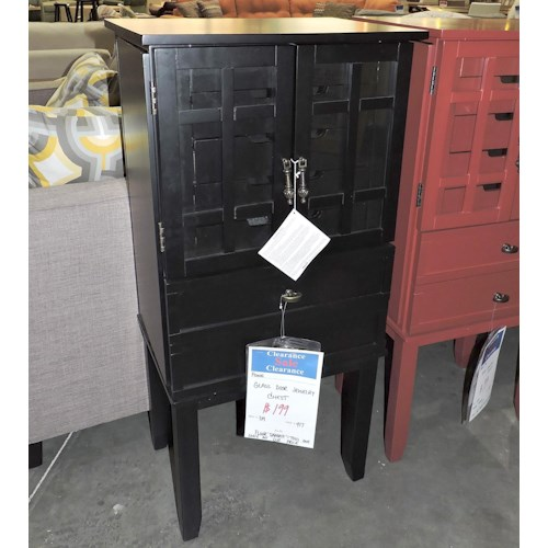Powell Clearance Jewelry Chest