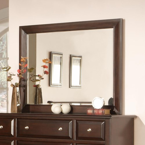 Private Reserve B121 Transitional Beveled Mirror