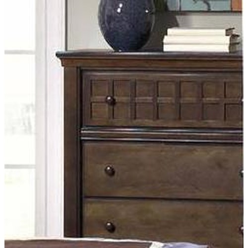 Progressive Furniture Casual Traditions Casual 5 Drawer Chest