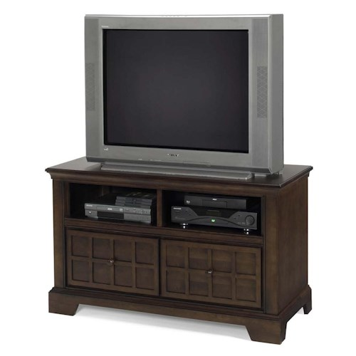 Progressive Furniture Casual Traditions Casual Media Chest