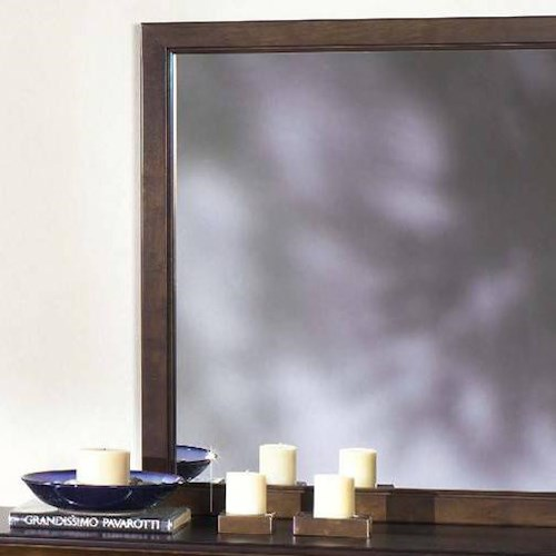 Progressive Furniture Casual Traditions Casual Landscape Bedroom Mirror