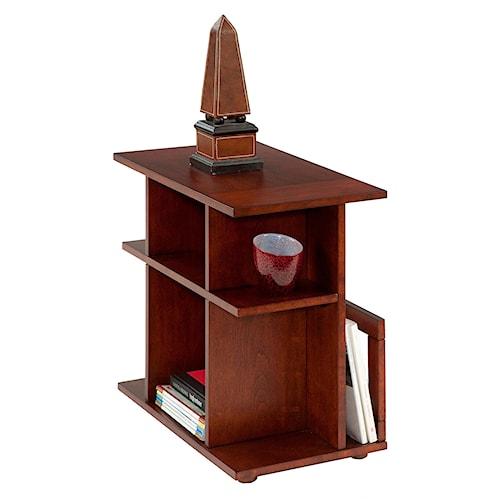 Progressive Furniture Chairsides Contemporary Chairside Table