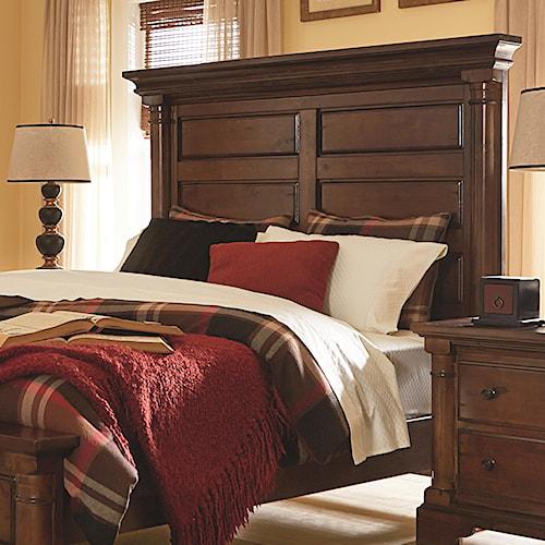 Progressive Furniture Gramercy Park Queen Panel Headboard