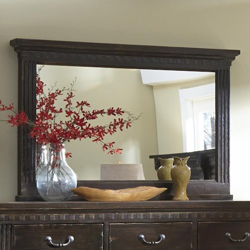 Progressive Furniture La Cantera Traditional Mirror