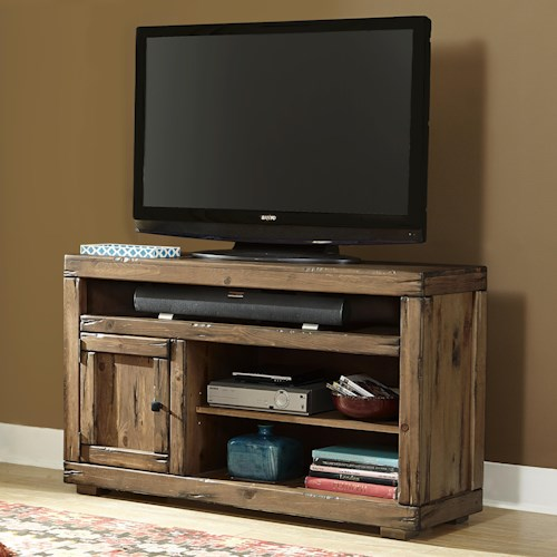 Progressive Furniture Maverick Rustic 54
