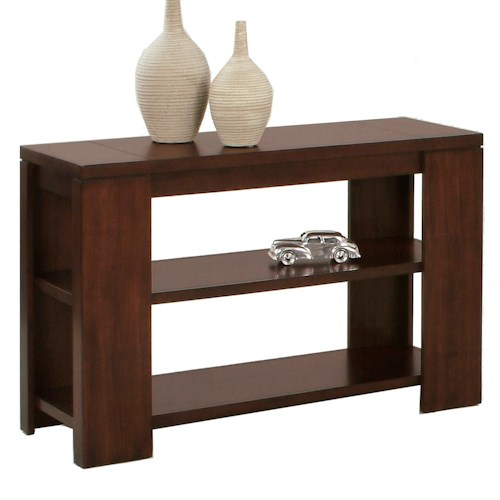 Progressive Furniture Waverly Contemporary Sofa Table