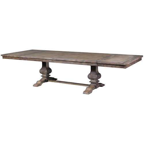 Pulaski Furniture Accentrics Home Desdemona Rectangular Dining Table