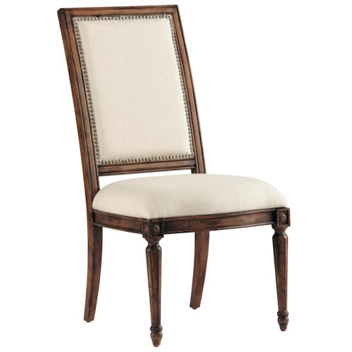 Pulaski Furniture Accentrics Home Nimes Side Chair