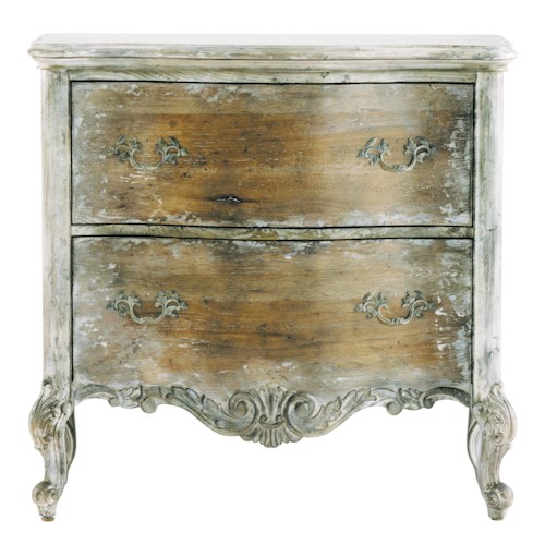 Pulaski Furniture Accentrics Home French Style Accent Chest