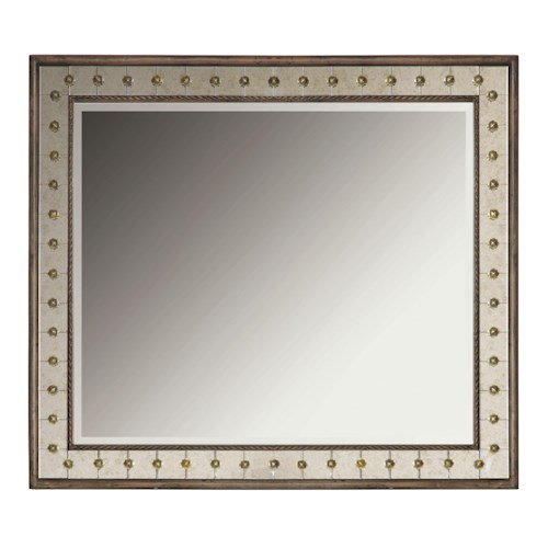 Pulaski Furniture Accentrics Home Medici Wall Mirror