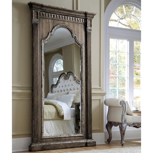 Pulaski Furniture Accentrics Home Revena Floor Mirror