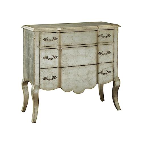 Pulaski Furniture Accents White Distressed Accent Chest