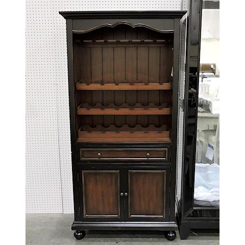 Pulaski Furniture    Corde Valle Wine Cabinet