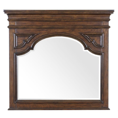 Pulaski Furniture Durango Ridge Beveled Framed Mirror